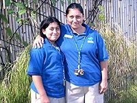 Aquarium of the Pacific | Volunteer | Family Volunteering