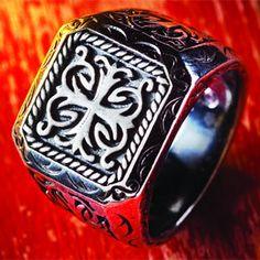 Stauer Celtic Warrior Ring
