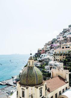 Italy 2013 ~ The Amalfi Coast, Bologna, Venice
