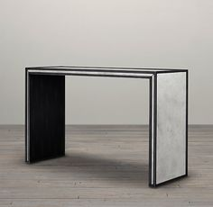 Strand Mirrored Console Table