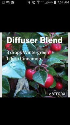 Diffuser blend