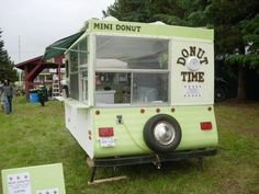 Mini Trailer | Concession Mini Donut Trailer - $9500 (Smithers) for sale in Prince ...