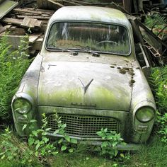 abandoned vehicles | Abandoned vehicle II | Flickr - Photo Sharing!