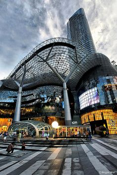 ION Orchard - Shopping galore!