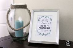 10 Guest Room Essentials and Tips | Free Guest Room Printables |TodaysCreativeBlog.net