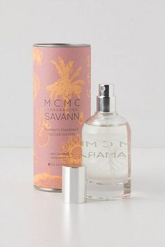 MCMC Humanity Fragrance    Savann: exuding the warm freshness of mango, water lily, lotus and musk, Savann is inspired by a child McClain met while volunteering at an orphanage (FRESH)