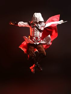 Assassin's Creed #cosplay #costume