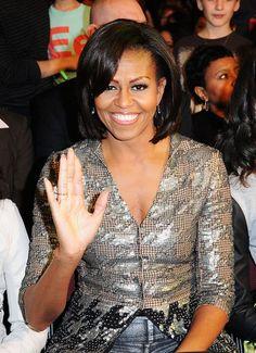 Michelle Obama - Bob