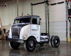 1940s Freightliner Tractor