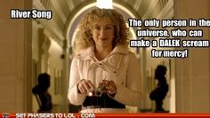 River Song!!!
