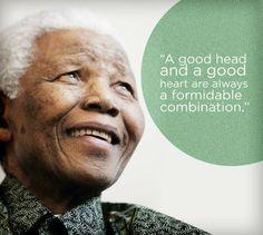 Remembering Nelson Mandela through his most inspiring words.