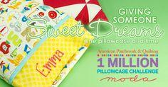 Million Pillowcase Challenge
