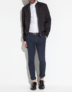 $459.00MYR   Mao Collar Jacket. Clean, simple lines. I think this is great for casual wear too.
