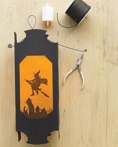 stewart craftsslide39, diy crafts, vellum craft, vintage halloween paper crafts, halloween lantern