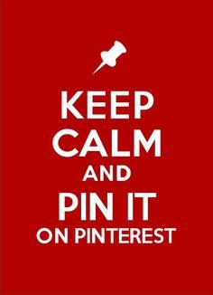 Breathe. Pin. Relax. #Pinterest
