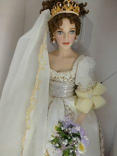 Face of russian bride