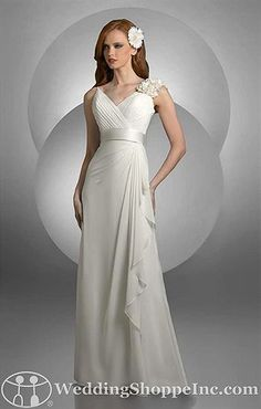 Bari Jay Bridal Gown 2027 - Visit Wedding Shoppe Inc. for designer bridal gowns, bridesmaid dresses, and much more at http://www.weddingshoppeinc.com