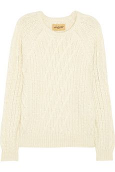 LEVI'S MADE & CRAFTED  Cable-knit sweater