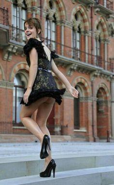 Emma Watson booty