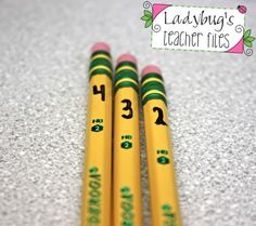 Put the student numbers on their pencils!!! Shouldn't lose so many next year! I don't know why I didn't think if this!