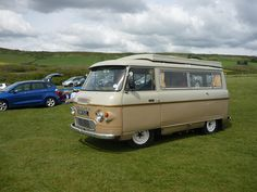 Commer Camper by gary|the|rough, via Flickr