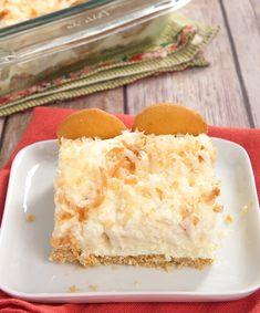 Coconut Cream Pie Bars Recipe - RecipeChart.com