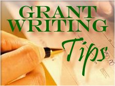 Grant Writing Tips from Peaceful Playgrounds