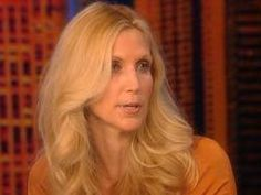 Coulter on The View: Toe-to-Toe with Ann Coulter on Race Issues in America, and man, did she rile up the co-hosts! She is totally nuts.