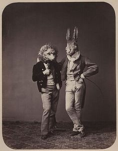Old crazy photograph