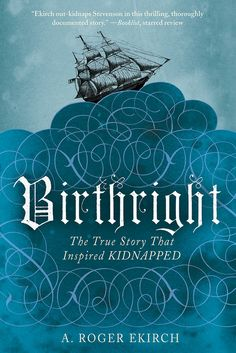 Birthright cover designed by gray318 for W. W. Norton