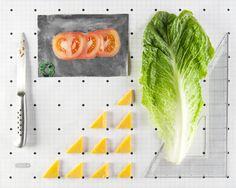 ocd dream, diet, organ digit, diy organ, organ salad, perfect salad, salads, ocd salad, organ neat