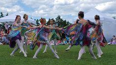 Maine Fairy House Festival, Boothbay portland school, fairi hous, fairi danc, botan garden, beauti costum, hous festiv, ballet, fairi festiv, botanical gardens