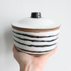 Striped Jar - Rennes