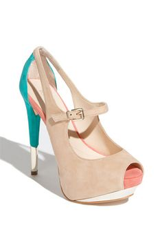 Pretty spring shoe!