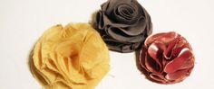 mas flores de tela
