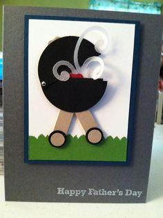 Fathers Day Card idea- love it!