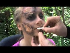 Done this before with Elmer's glue and tissues...  DIY Halloween Zombie Child Tutorial