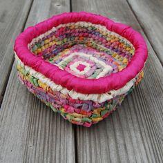 Locker Hooked Basket