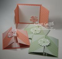 Cute gate-fold card