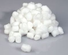 Extraordinary uses for Cotton balls  • To fight mildew in the bathroom, soak a few cotton balls in bleach and place them in hard-to-reach spots. Leave them a few hours and rinse with warm water.