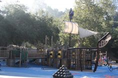 12 Playgrounds that Make You Want to Be a Kid Again in Malibu, Calabasas, Van Nuys, Burbank, Pasadena (pictured), Beverly Hills, Santa Monica & more...