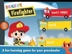 Discount: Big Kid Life: Firefighter Premium - Preschool Learn & Play - A Fingerprint Network App is now 0.99$ (was 1.99$)! http://www.appysmarts.com/application/big-kid-life-firefighter-premium-preschool-learn-play-a-fingerprint-network-app,id_37893.php