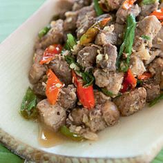 how to cook bicol express panlasang pinoy