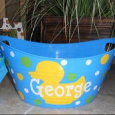 Maybe mini ones for favors? gift baskets, basket possibl, favor, mini, easter basket