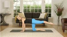 The 5-Minute Butt Workout