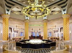 Jumeirah Zabeel Saray, Dubai, United Arab Emirates