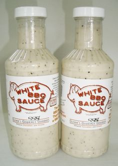 White BBQ Sauce is the most versatile sauce ever! Use White BBQ Sauce ...
