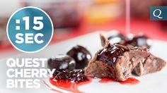 Cherry Bites - #15SecondRecipe