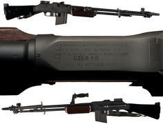 BAR - Browning Automatic Rifle  There is just something so beautiful about this Rifle