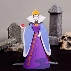 Evil Queen Papercraft | Spoonful
